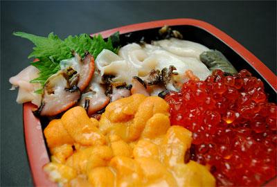 大漁丼 3800円の写真
